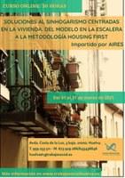 """""""SOLUCIONES AL SINHOGARISMO CENTRADAS EN LA VIVIENDA; DEL MODELO EN ESCALERA A LA METODOLOGÍA HOUSING FIRST"""""""