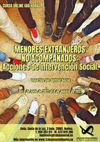 """CURSO """"MENORES EXTRANJEROS NO ACOMPAÑADOS. ACCIONES DE INTERVENCIÓN SOCIAL"""""""