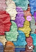"""CURSO """"ORIENTACIÓN PROFESIONAL PARA LA INSERCIÓN LABORAL. BÚSQUEDA DE EMPLEO 2.0."""""""