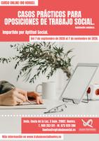 """CURSO ONLINE: """"CASOS PRÁCTICOS PARA OPOSICIONES"""" (120 HORAS)"""
