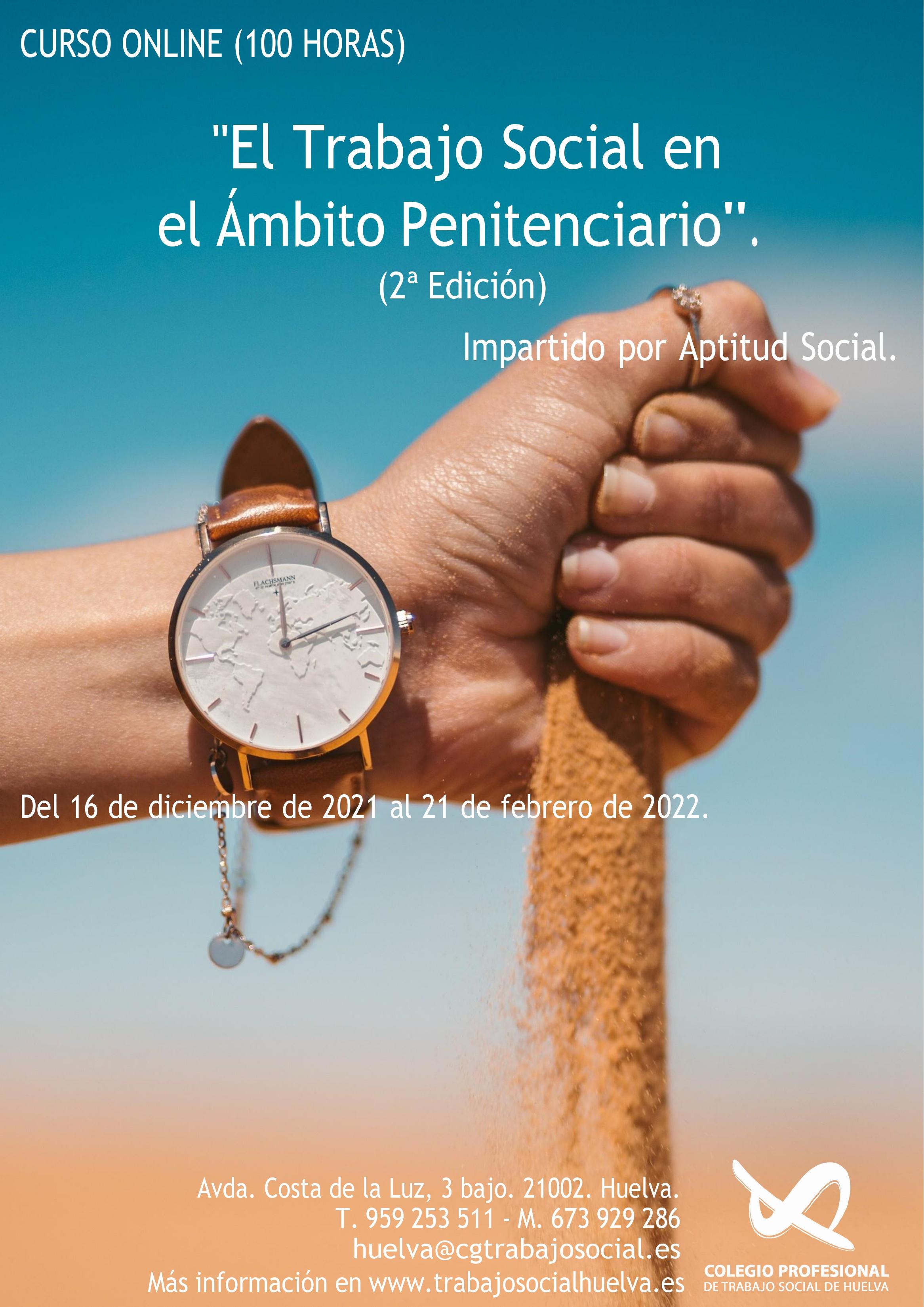 EL TRABAJO SOCIAL  EN EL ÁMBITO PENITENCIARIO