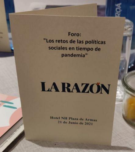 Los Retos de las Políticas Sociales en Tiempos de Pandemia