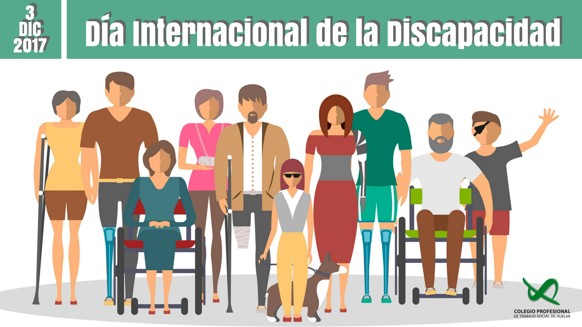 """3 de Diciembre """"Día Internacional de la Discapacidad"""""""