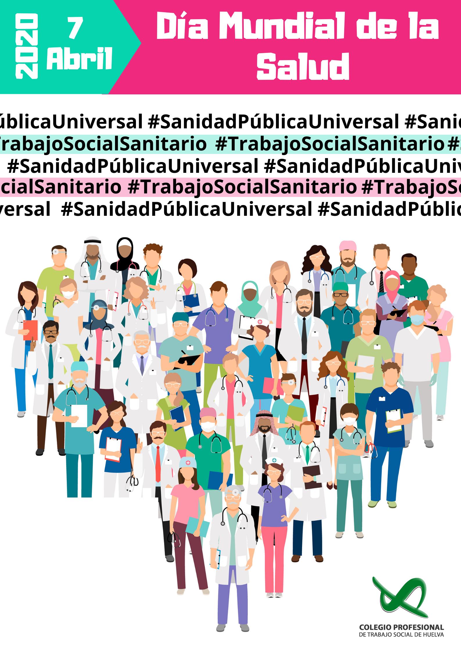 DÍA MUNDIAL DE LA SALUD Y TRABAJO SOCIAL SANITARIO