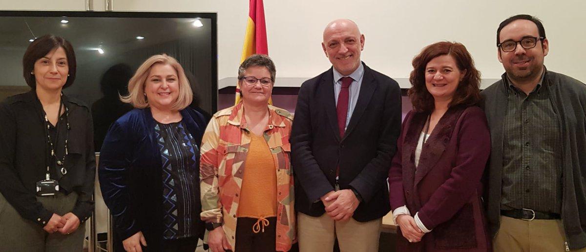 El Consejo General de Trabajo Social impulsa el reconocimiento del trabajo social como profesión sanitaria