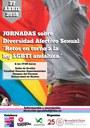 """EL CPTS HUELVA COLABORA EN LA JORNADA SOBRE DIVERSIDAD AFECTIVO SEXUAL """"RETOS EN TORNO A LA LEY LGBTI ANDALUZA""""."""