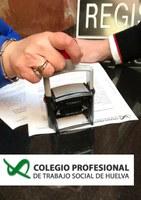 El CPTS-Huelva se une a la campaña del Consejo Andaluz sobre la obligatoriedad de la colegiación.