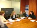 Las oficinas contra desahucios de la Junta colaborarán con los trabajadores sociales para mejorar la atención a las familias