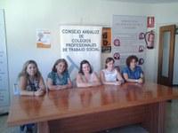 Toma de posesión de la nueva Junta de Gobierno del Consejo Andaluz